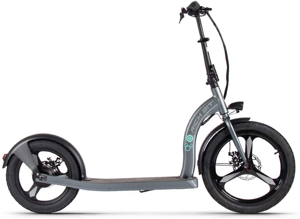 patinete electrico ruedas grandes electric scooter